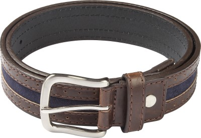 Hamilton Men Casual Brown Artificial Leather Belt