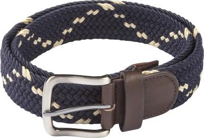 Hamilton Men Casual Blue Artificial Leather Belt