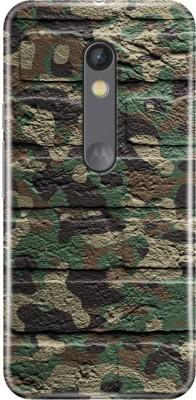 Flipkart SmartBuy Back Cover for Motorola Moto X Play Multicolor