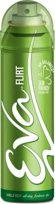 Eva Deodorant Spray, Flirt, 125ml Deodorant Spray  -  For Women(125 ml)  available at flipkart for Rs.122
