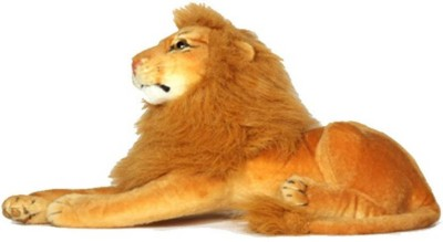 Samayra Toys Lion Stuff Animal   32 cm Brown Samayra Toys Soft Toys