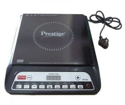 Prestige PIC 20 (with Chopper) Induction Cooktop(Black, Push Button)