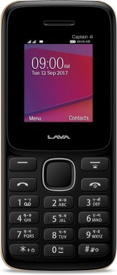 Lava Captain 4i