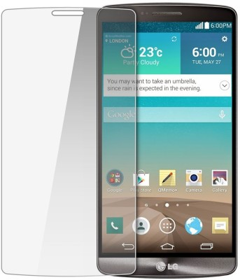 Qawachh Tempered Glass Guard for Lg G3 (Buy1 Get1) (Free Wipes Kit)(Pack of 1)