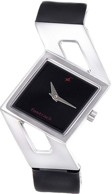 Fastrack NJ6035SL02  Analog Watch For Women