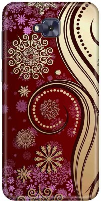 Flipkart SmartBuy Back Cover for Asus Zenfone 4 Selfie Multicolor