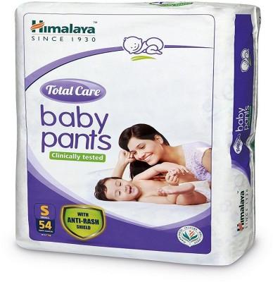 Himalaya Total Care Anti-Rash Baby Pants (54 PCS, S)