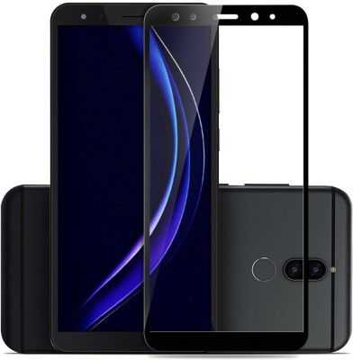 Knotyy Tempered Glass Guard for Honor 9i(Pack of 1)