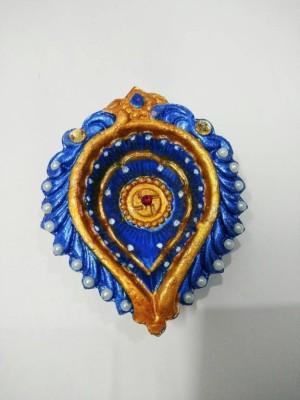 stark stark showpiece  -  2 cm(Ceramic, Multicolor)  available at flipkart for Rs.75