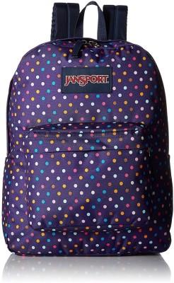 JanSport Superbreak Spot-O-Rama 25 L Backpack(Multicolor)