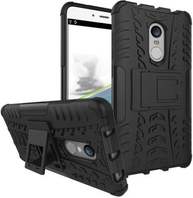 AEON CASE Back Cover for Mi Redmi Note 4 Black