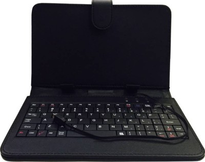 EXPERTSERVICECONSULTANCY ESC_KB01 Wired USB Tablet Keyboard(Black)