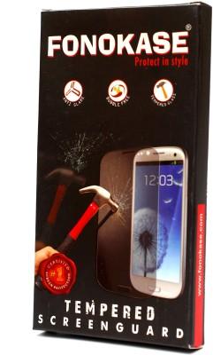 Fonokase Tempered Glass Guard for Motorola Moto C Plus(Pack of 1)