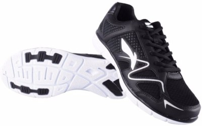Li-Ning ARTL003-1 Caliber Black, White Running Shoes For Men(Black, White)  available at flipkart for Rs.1053