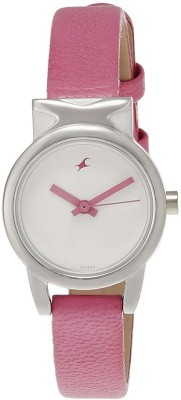 Fastrack NJ6088SL01C  Analog Watch For Women