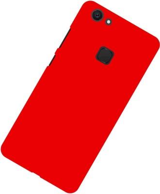 Case Creation Back Cover for VIVO V7 Plus(WINE RED, Dual Protection, Plastic) Flipkart