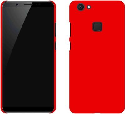 Case Creation Back Cover for VIVO V7 Plus(MAROON WINE RED, Dual Protection, Plastic) Flipkart