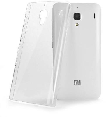 Sureness Back Cover for Mi Redmi 1S Transparent, Silicon