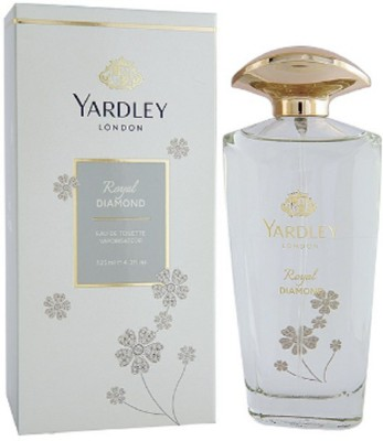 Yardley London Royal Diamond EDT Women Spray 125 ml