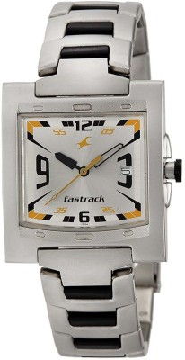 Fastrack NJ1229SM04  Analog Watch For Men