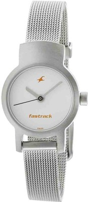 Fastrack NJ2298SM02C  Analog Watch For Women