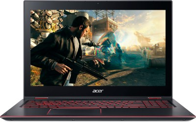 acer Nitro 5 Spin Core i5 8th Gen - (8 GB/1 TB HDD/Windows 10 Home/4 GB Graphics) NP515-51 Laptop(15.6 inch, Black, 2.2 kg)