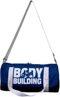 56a382d32f 66% OFF on Frazzer Polyester 40 Ltrs Blue Gym Bag(Blue) on Flipkart ...