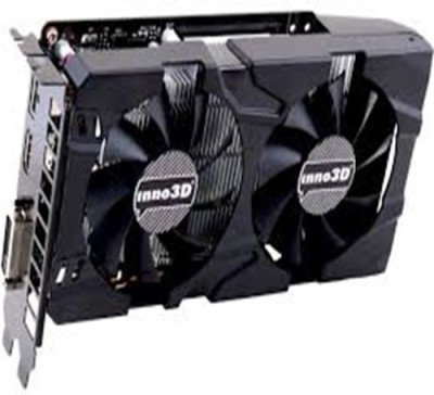 inno3d NVIDIA N1050-1DDV-E5CM 2 GB GDDR5 Graphics Card