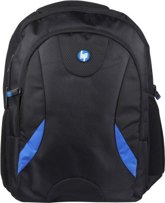 HP 17 inch Laptop Backpack(Black)