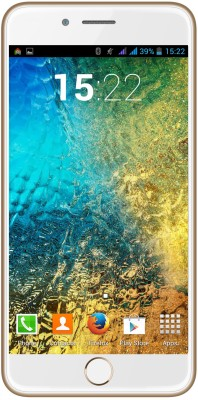 I Kall K-1 (Champagne & Golden, 8 GB)(1 GB RAM)