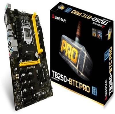 biostar TB250 BTC PRO Motherboard