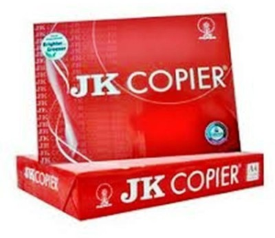 JK Copier Photocopy Paper A4 A4 paper(Set of 1, White)  available at flipkart for Rs.285