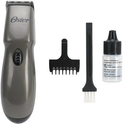 Oster 078996-101-001 Grey Pet Hair Trimmer