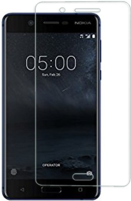NKCASE Tempered Glass Guard for NOKIA 8(Pack of 1)