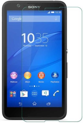BLATE Tempered Glass Guard for SONY XPERIA E4G