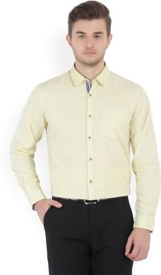 Ruggers Men's Solid Formal Shirt