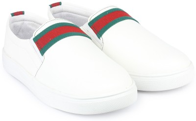 Jynx Khloe Sneakers For Women(White)