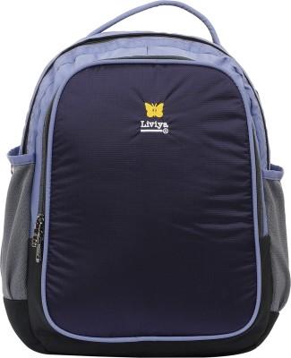 Liviya SB-1136 39 L Backpack(Purple)  available at flipkart for Rs.1496