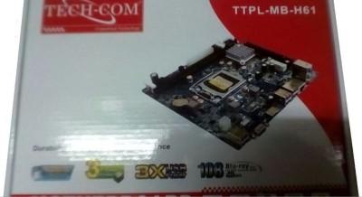 Tech-Com H61 Motherboard