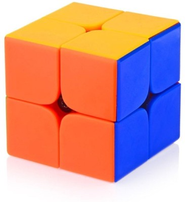 Mayatra's 2X2 High Speed Stickerless Speedy Rubik Magic Puzzle Cube(1 Pieces)  available at flipkart for Rs.159