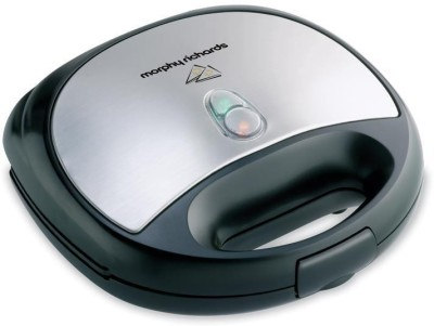 Morphy Richards SM3006 Sandwich Toaster(Steel Black)  available at flipkart for Rs.1755