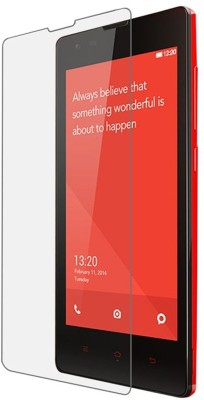 Nkt Shoppers Tempered Glass Guard for Mi Redmi Note 4G