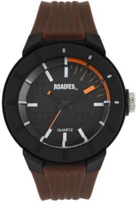 ROADIES R7016BR Watch  - For Men
