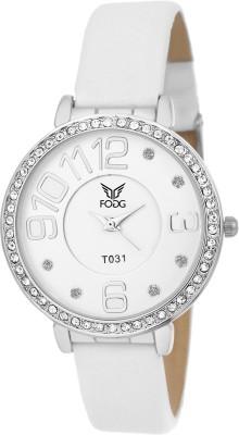 Fogg 3036-CR Modish Analog Watch For Women