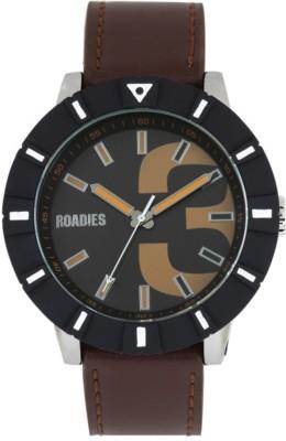 ROADIES R7016BRBR Watch  - For Men