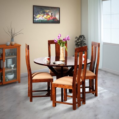 From ₹1,999 Furniture by Induscraft Dining Set, Side Table & More