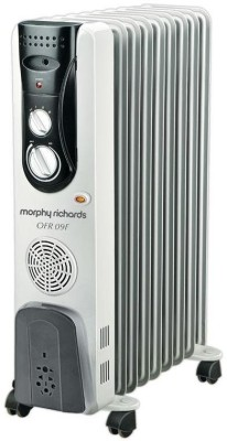 Best Oil Filled Room Heaters for Winters - Morphy Richards OFR 09 Oil Filled Room Heater