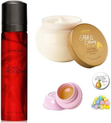 26% OFF on Oriflame Sweden Love Potion Body Spray