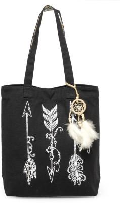 The House of Tara Women Black Shoulder Bag The House of Tara Handbags