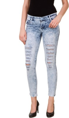 Cali Republic Skinny Women's Blue Jeans
